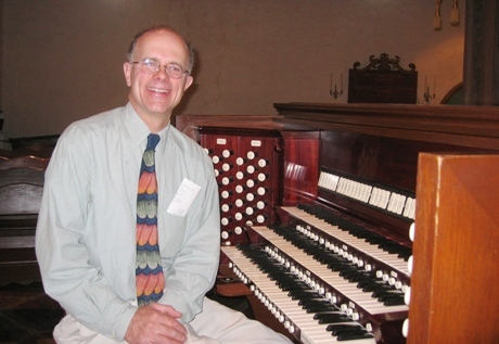 acclaimed organist Todd Wilson